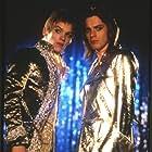 Ewan McGregor and Jonathan Rhys Meyers in Velvet Goldmine (1998)