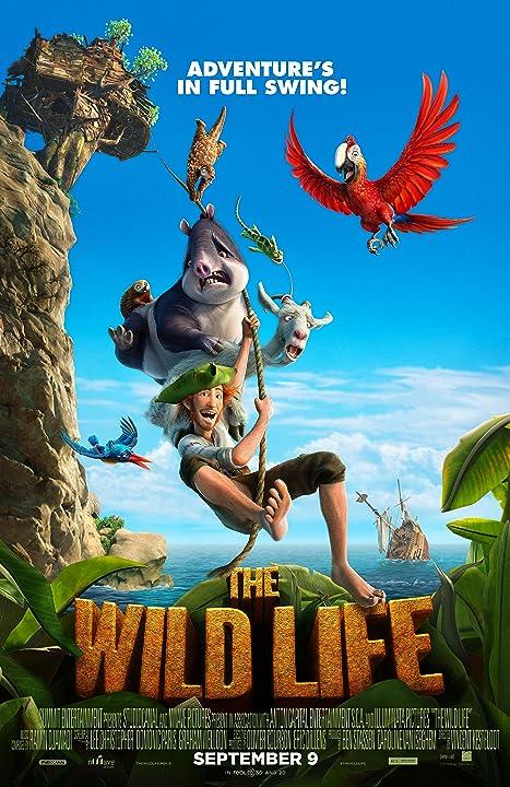 The Wildlife (2016) Hindi Dubbed