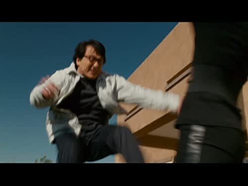 """Backyard Fight"" from The Spy Next Door"