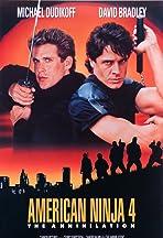 American Ninja 4: The Annihilation