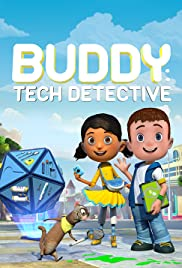 Buddy: Tech Detective Poster