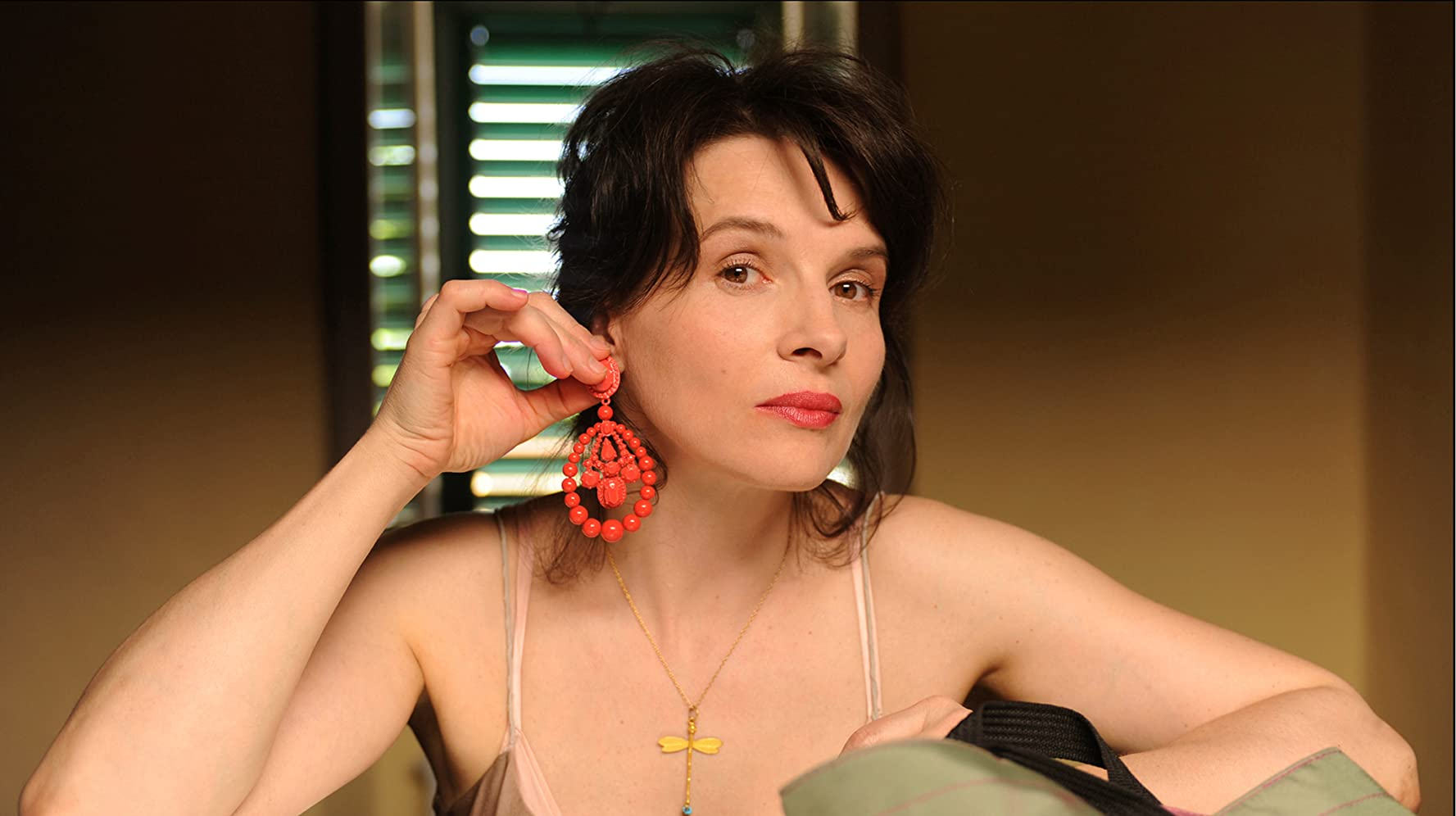 Juliette Binoche in Copie conforme (2010)