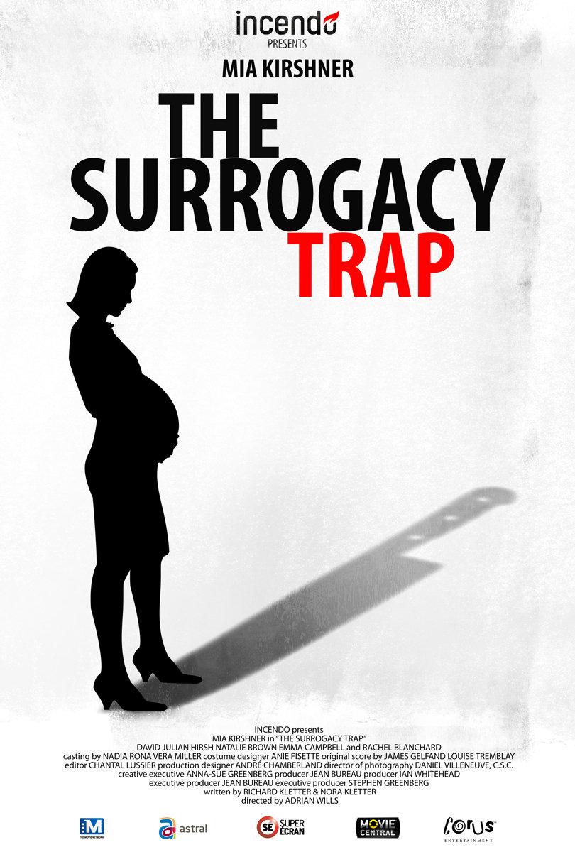 The Surrogacy Trap (TV Movie 2013) - IMDb