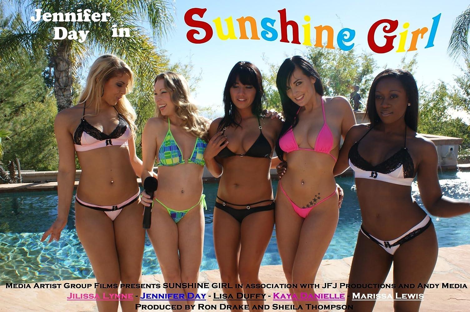 Jennifer Day, Jillisa Lynn, Kaya Danielle, Lisa Duffy, and Marissa Lewis in Sunshine Girl (2011)