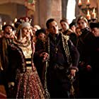 Jonathan Rhys Meyers, Max Brown, and Joss Stone in The Tudors (2007)