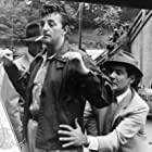 Robert Mitchum and Gene Barry in Thunder Road (1958)