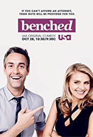 Benched Poster - TV Show Forum, Cast, Reviews