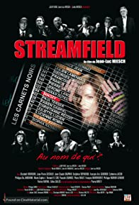 Primary photo for Streamfield, les carnets noirs