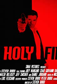 Holy Fire Poster