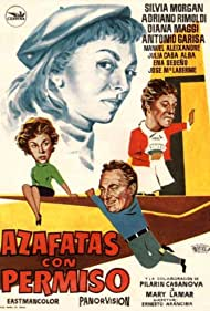 Azafatas con permiso (1959)
