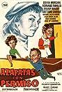 Azafatas con permiso (1959) Poster