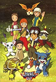 Digimon Adventure 02 Poster