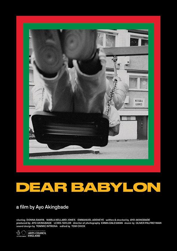 Dear Babylon (2019)