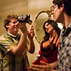 Sunny Leone, Matt Bennett, and Zack Pearlman in The Virginity Hit (2010)