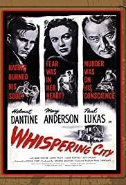 Whispering City(1947) Poster - Movie Forum, Cast, Reviews