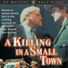 Brian Dennehy and Barbara Hershey in A Killing in a Small Town (1990)