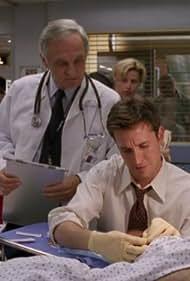 Alan Alda and Noah Wyle in ER (1994)