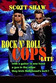 Rock n' Roll Cops Lite Poster