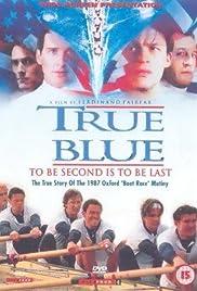 True Blue(1996) Poster - Movie Forum, Cast, Reviews