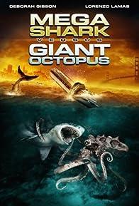 Primary photo for Mega Shark vs. Giant Octopus