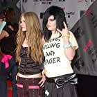 Kelly Osbourne and Avril Lavigne at an event for 2003 MTV Video Music Awards (2003)