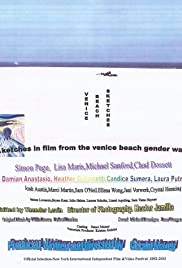 Venice Beach Sketches Poster