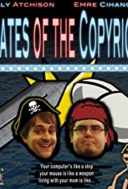 Pirates of the Copyright Poster
