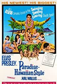 Paradise, Hawaiian Style (1966) Poster - Movie Forum, Cast, Reviews