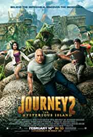 Journey 2: The Mysterious Island (2012) Hindi Dubbed