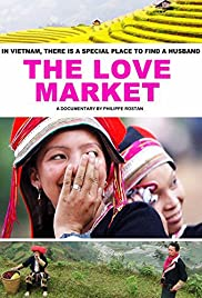 The Love Market Poster
