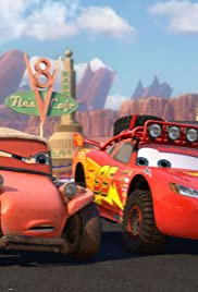 The Radiator Springs 500½ Poster
