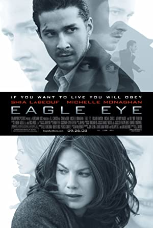Eagle Eye 2008 Movie Poster