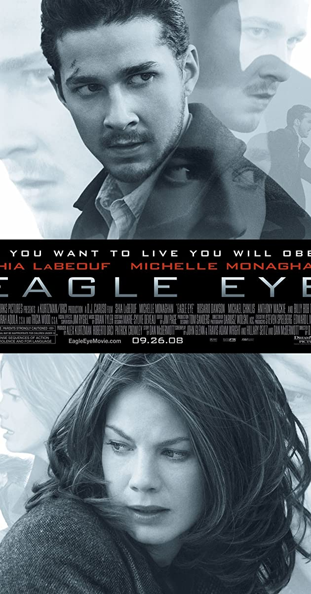 Mắt đại bàng – Eagle Eye (2008)