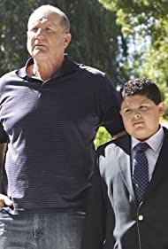 Ed O'Neill and Rico Rodriguez in Modern Family (2009)