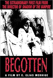 Begotten Poster