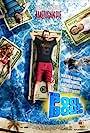 Matthew Lillard, Rachelle Lefevre, Efren Ramirez, and Brett Davern in The Pool Boys (2009)