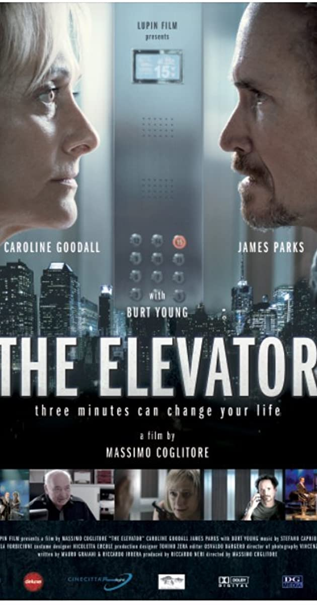Subtitle of The Elevator: Three Minutes Can Change Your Life