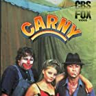 Jodie Foster, Gary Busey, and Robbie Robertson in Carny (1980)