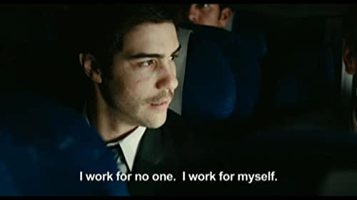 A young Arab man (Rahim) serving time in a French prison transforms into a mafia kingpin.