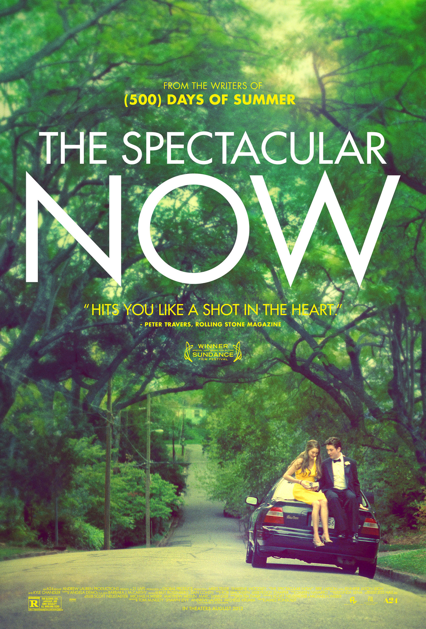 Image result for The Spectacular Now, 2013
