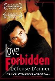 Love Forbidden Poster