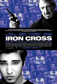 Roy Scheider, Scott Cohen, Alexander Newton, and Mateusz Janicki in Justice/Vengeance (2009)