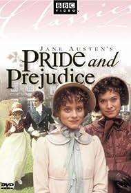 Sabina Franklyn, Elizabeth Garvie, and David Rintoul in Pride and Prejudice (1980)