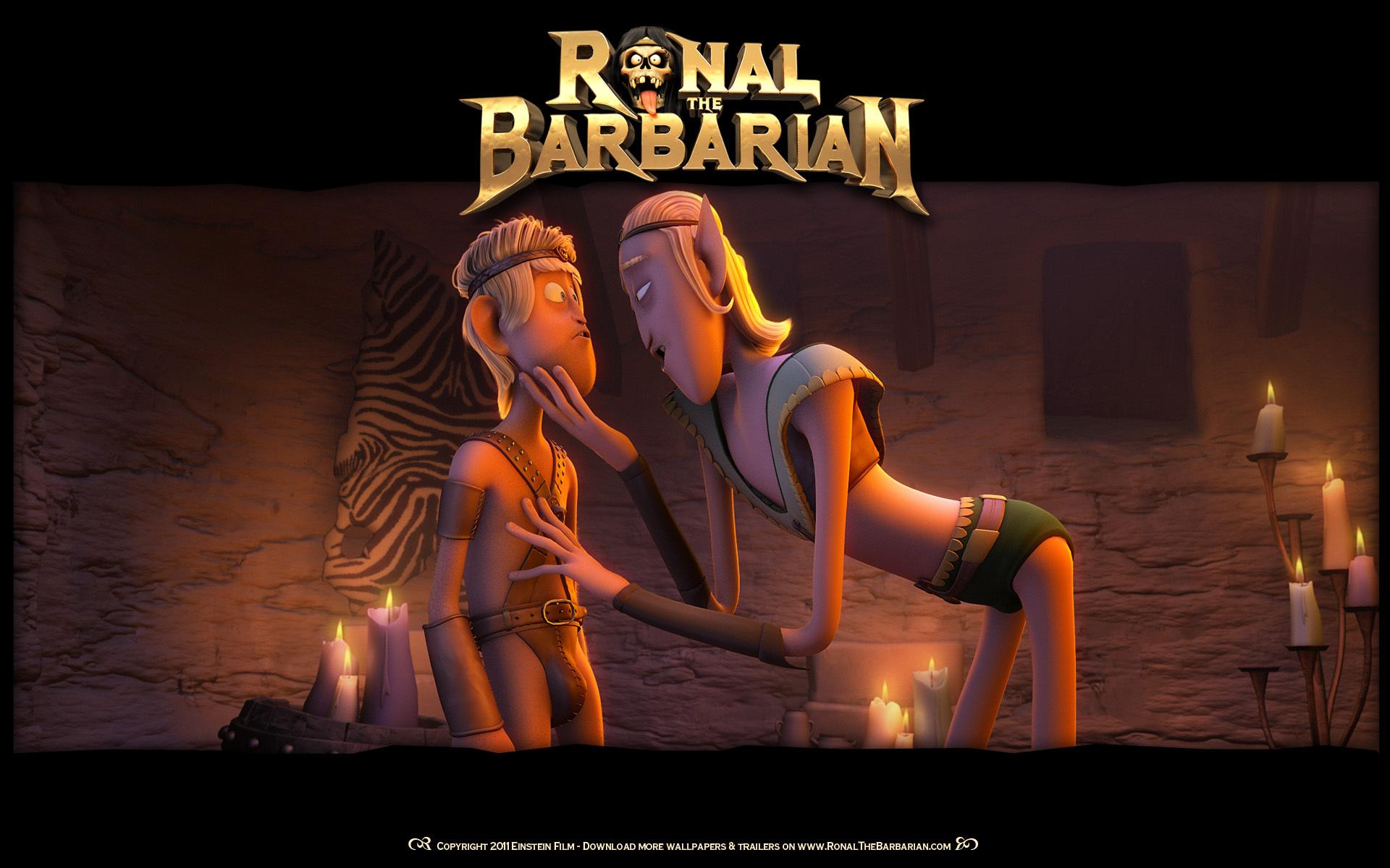 Ronal Barbaren (2011)