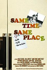 Same Time Same Place Poster