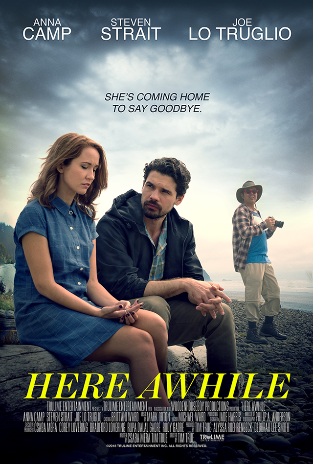 Here Awhile 2020 English Full Movie 720p HDRip 800MB Download