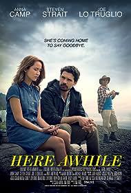 Joe Lo Truglio, Steven Strait, and Anna Camp in Here Awhile (2019)