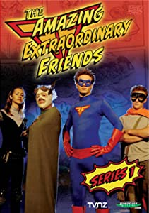 Amazing Extraordinary Friends movie free download in hindi