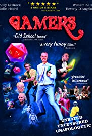 Gamers(2006) Poster - Movie Forum, Cast, Reviews