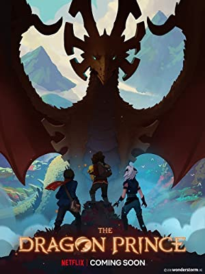 The Dragon Prince : Season 1-3 NF WEB-DL 720p | [Complete]